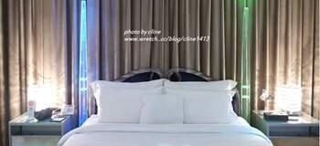 主題式超奢華。讓情人都意亂情迷的水晶異想旅館