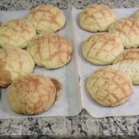 【365-45】台式菠蘿麵包: 外酥內軟好好吃