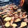 素食烤肉食材準備