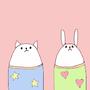 瑜兔(●´ε`●)ノ